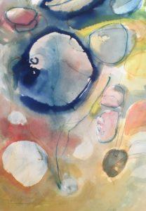 UR Havet akvarell