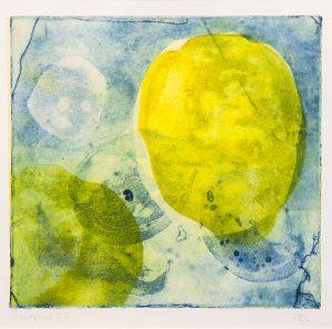 Aurelia-I-monoprint-Fotopolymer-24x24-cm